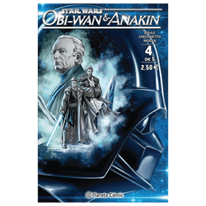 Star Wars: Obi-Wan y Anakin nº 4