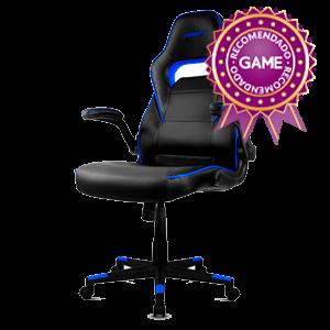 DRIFT DR75 Negro-Azul - Silla Gaming