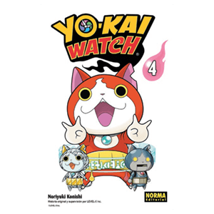 Yo-Kai Watch nº 4