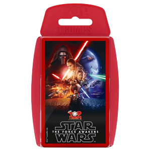 Top Trumps: Star Wars The Force Awakens