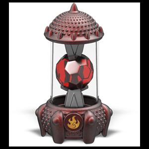 Cristal Skylanders Imaginators: Fuego