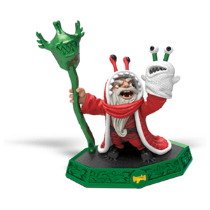 Figura Skylanders Imaginators Sensei Jingle Bell Chompy Mage