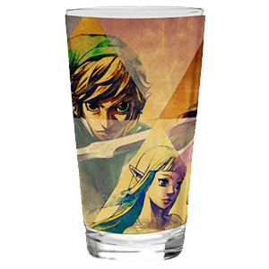 Vaso The Legend of Zelda Hyrule
