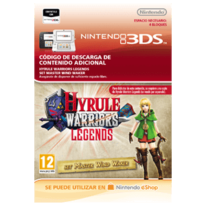 Hyrule Warriors Legends: Master Wind Waker - 3DS