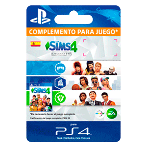 The Sims 4 Colección Expansiones PS4
