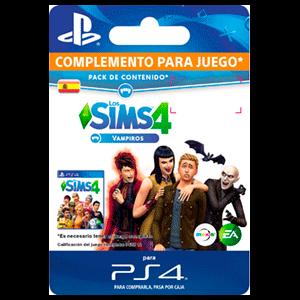 The Sims 4 Vampiros PS4