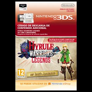 Hyrule Warriors Legends: Set Links Awakening - 3DS