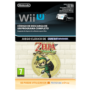 The Legend of Zelda: The Minish Cap - Wii U