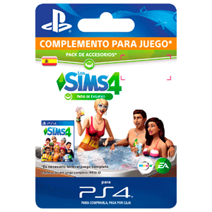 The Sims 4 Patio de Ensueño PS4