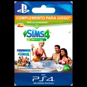 The Sims 4 Patio de Ensueño PS4
