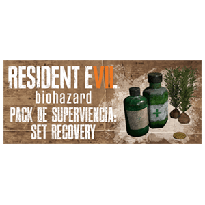 Resident Evil 7 - Set Recovery PS4