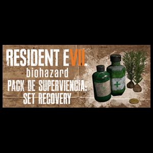 Resident Evil 7 - Set Recovery XONE