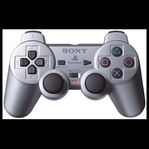 Controller Sony Dualshock 2 Gris