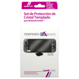 Protector de Cristal Templado para Nintendo Switch GAMEware