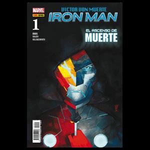 Victor Von Muerte: Iron Man nº 1