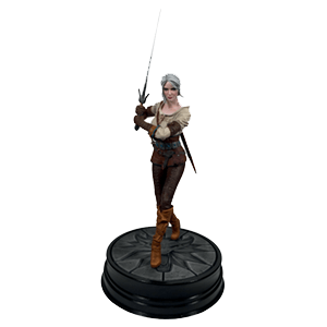 Figura The Witcher 3: Ciri 24cm