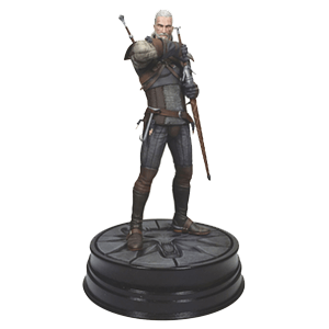 Figura The Witcher 3: Geralt 24cm