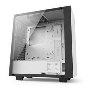 NZXT S340 Elite Blanca Mate - Cristal Templado - ATX Mid Tower
