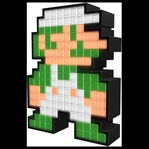 Figura Pixel Pals: Luigi 8 Bits
