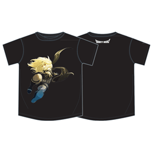 Gravity Rush 2 - Camiseta