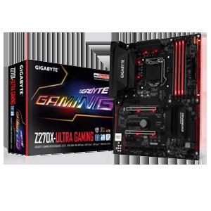 GIGABYTE GA-Z270X-Ultra Gaming LGA1151 ATX