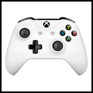 Controller Inalambrico Microsoft V.2 Blanco