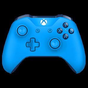 Controller Inalambrico Microsoft Azul