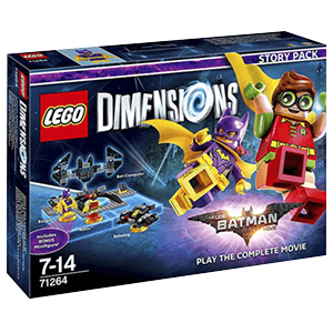 LEGO Dimensions Story Pack: Lego Batman Movie