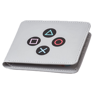 Cartera Playstation Controller Wallet