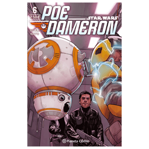 Star Wars: Poe Dameron nº 6