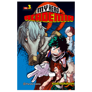 My Hero Academia nº 3