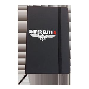 Bloc de notas Sniper Elite 4
