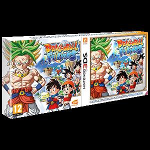Dragon Ball Fusions Edición Limitada