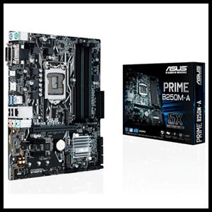 ASUS Prime B250M-A LGA1151 Micro ATX