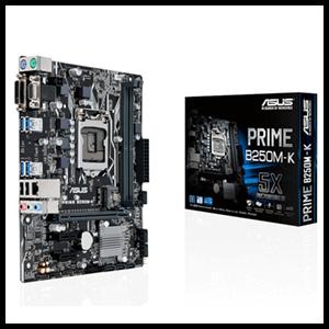 Asus Prime B250M-K SK1151
