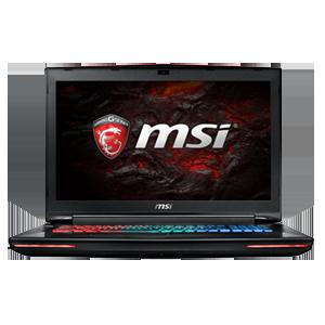 MSI GT72VR 7RD(Dominator) 462XES I7 7700 HQ -1060 6 GB-16 GB-256 SSD-1TB HDD