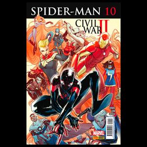 Spider Man nº 10