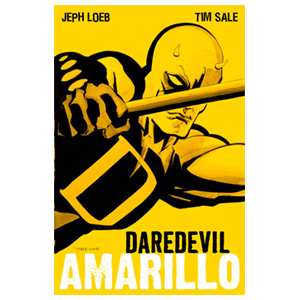100% Marvel. HC Daredevil Amarillo