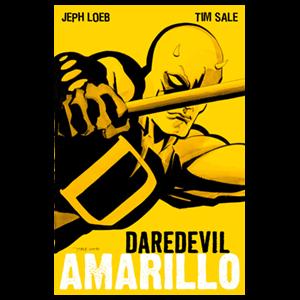 100% Marvel. HC Daredevil Amarillo