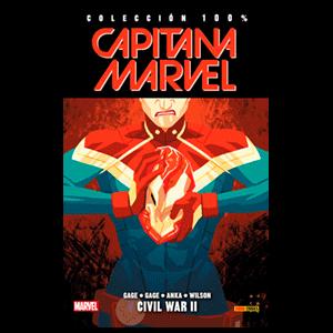 100% Marvel. Capitana Marvel nº 6