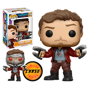 Figura POP Guardianes de la Galaxia 2: Star-Lord
