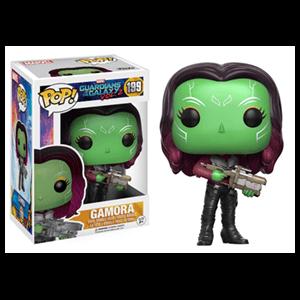 Figura POP Guardianes de la Galaxia 2: Gamora