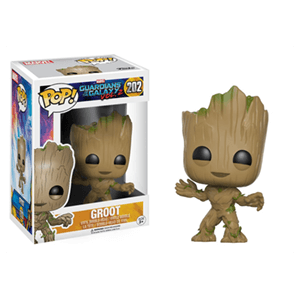 Figura POP Guardianes de la Galaxia 2: Baby Groot