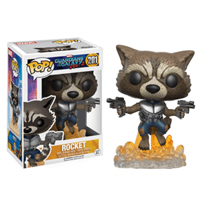Figura POP Guardianes de la Galaxia 2: Rocket