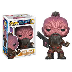 Figura POP Guardianes de la Galaxia 2: Taserface