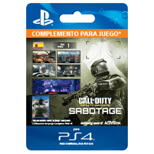 Call of Duty Infinite Warfare DLC Pack 1 Sabotage