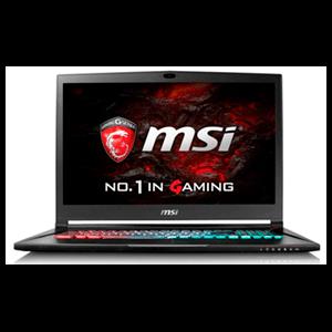 MSI GS73VR 7RF-242ES - i7-7700 - GTX 1060 - 16GB - 2TB HDD + 512GB SSD - 17.3'' 4K - W10 - Stealth Pro 4K