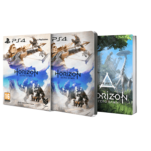 Horizon: Zero Dawn Ed. Limitada