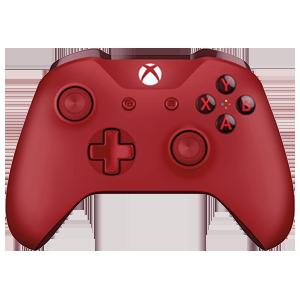 Controller Inalámbrico Microsoft Rojo