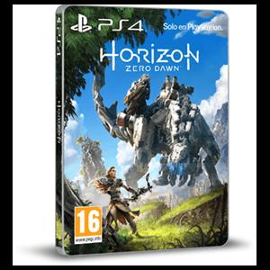 Horizon Zero Dawn - Caja metálica
